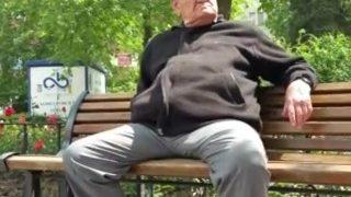 Big Bulge Grandpa