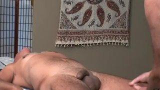 Massaging Daddy