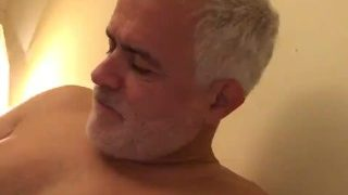 Mature Older Men Cum on Cam 43