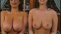 Alexis Silver and Cassia Riley topless talk