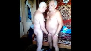 Russian Grandpas